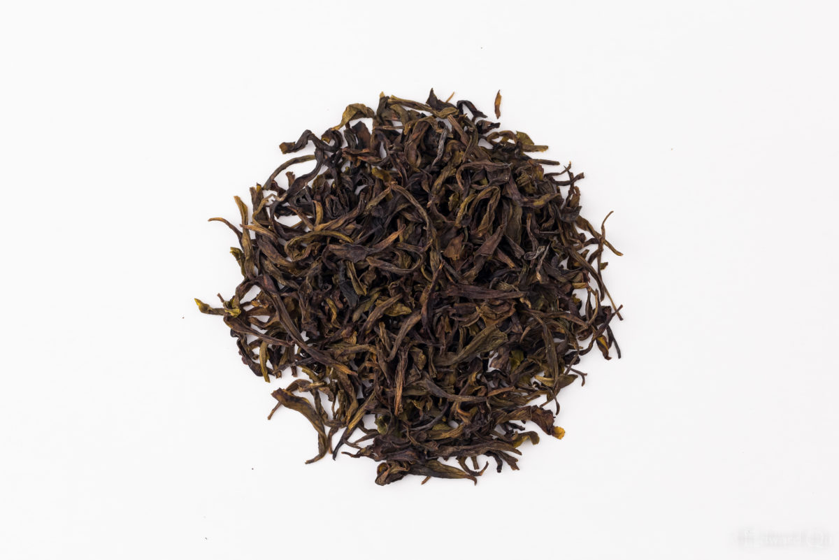 Rock Tea Bai Ji Guan