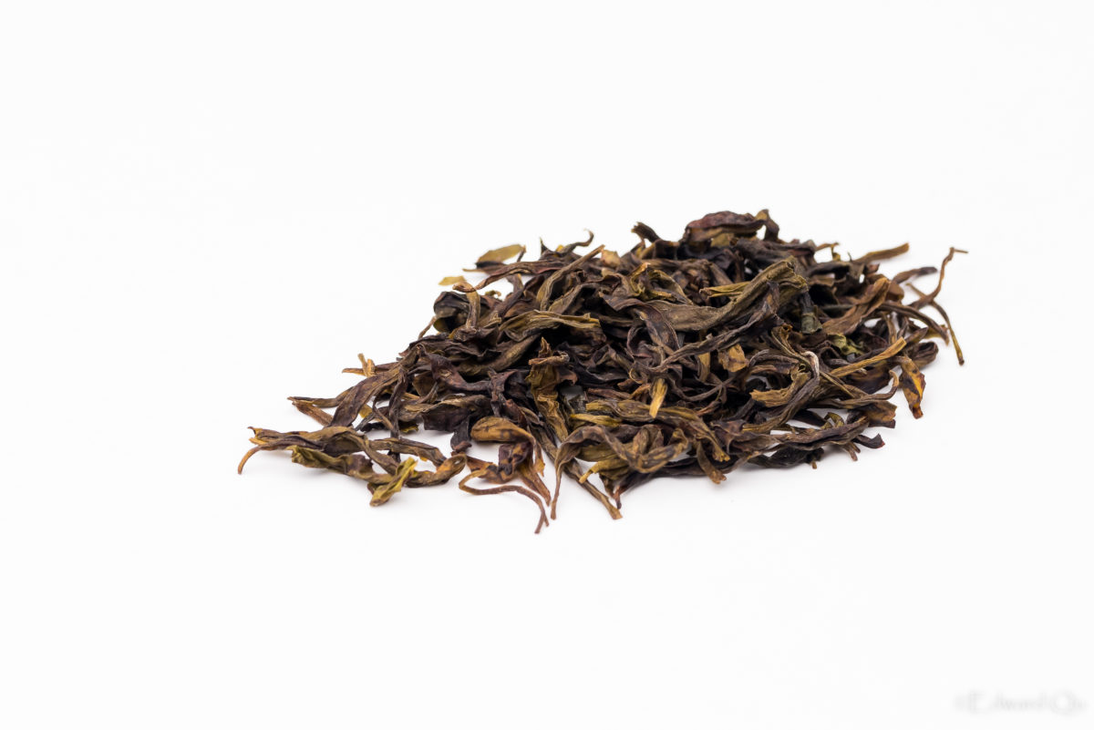 Rock Tea Bai Ji Guan